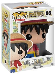 Monkey D. Luffy Vinylfiguur 98