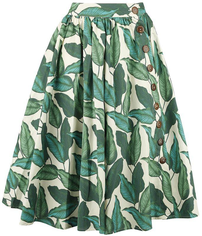 Rainforest 50s Skirt
