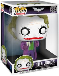 The Dark Knight - The Joker (Life Size) Vinylfiguur 334