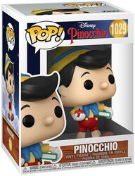 80th Anniversary - Pinocchio Vinylfiguur 1029