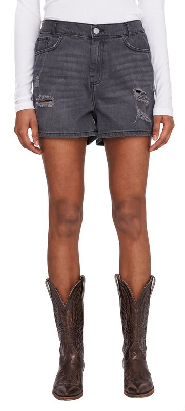 Lottie Skate Denim Shorts