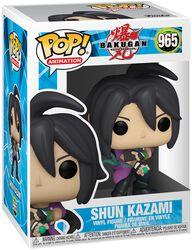 Shun Kazami Vinyl Figuur 965