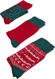 Christmas Socks Set Santa