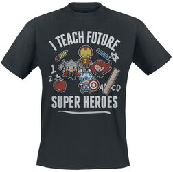 I Teach Future Super Heroes!