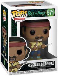 Resistance Goldenfold Vinylfiguur 571