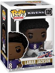 Baltimore Ravens - Lamar Jackson Vinylfiguur 120