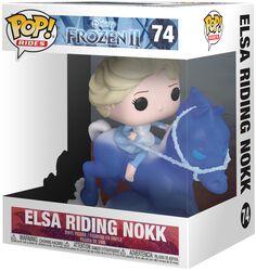 Elsa Riding Nokk (Pop Rides) Vinylfiguur 74