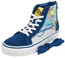 Spongebob Squarepants - UY SK8 Hi Zip - Best Buddies 4/Life