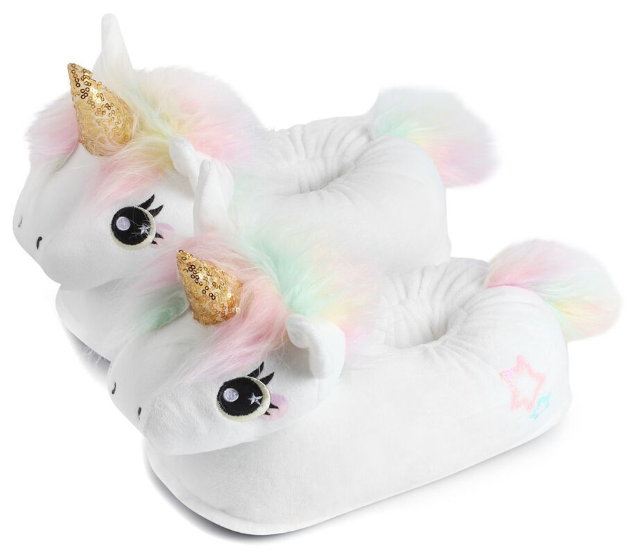 Mia Unicorn Kids' Slippers