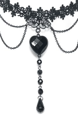 Black Diamond Choker