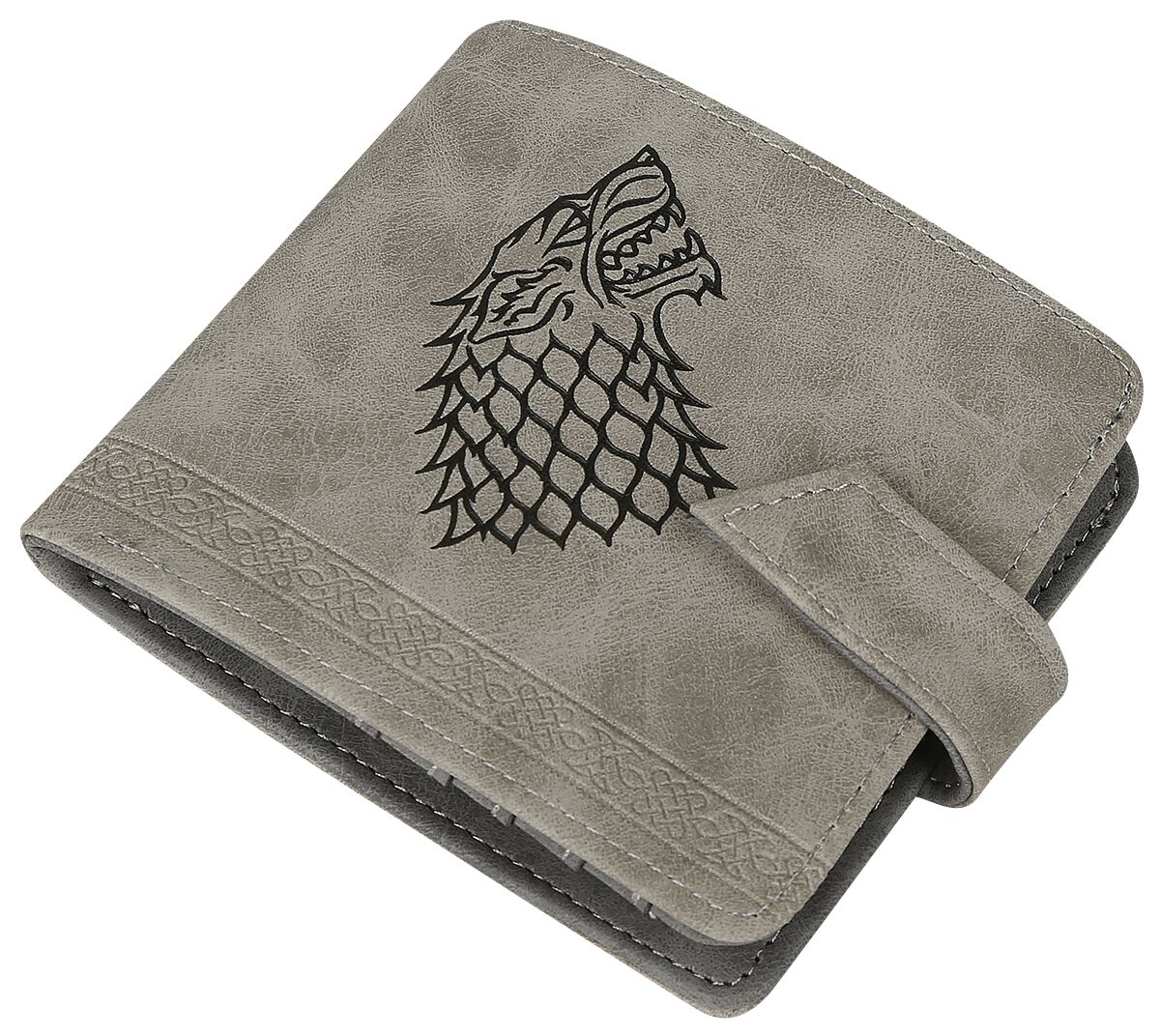 031758be0d2 House Stark | Game of Thrones Portemonnee | Large