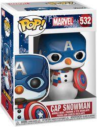 Cap Snowman (Holiday) - Vinylfiguur 532