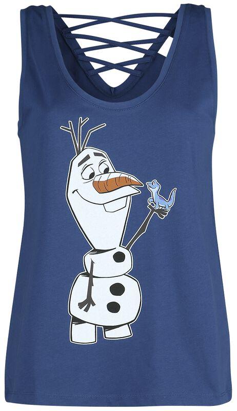 Olaf's Little Friend