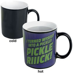 Pickle Rick - Heat Change Mug
