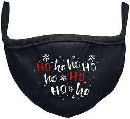 Ho Ho Ho Face Mask