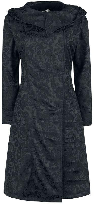 Eternal Rose Coat