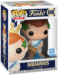 Zodiac - Aquarius (Funko Shop Europe) Vinylfiguur 08