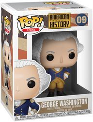 George Washington Vinylfiguur 09