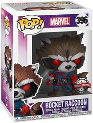 Rocket Raccoon Vinylfiguur 396