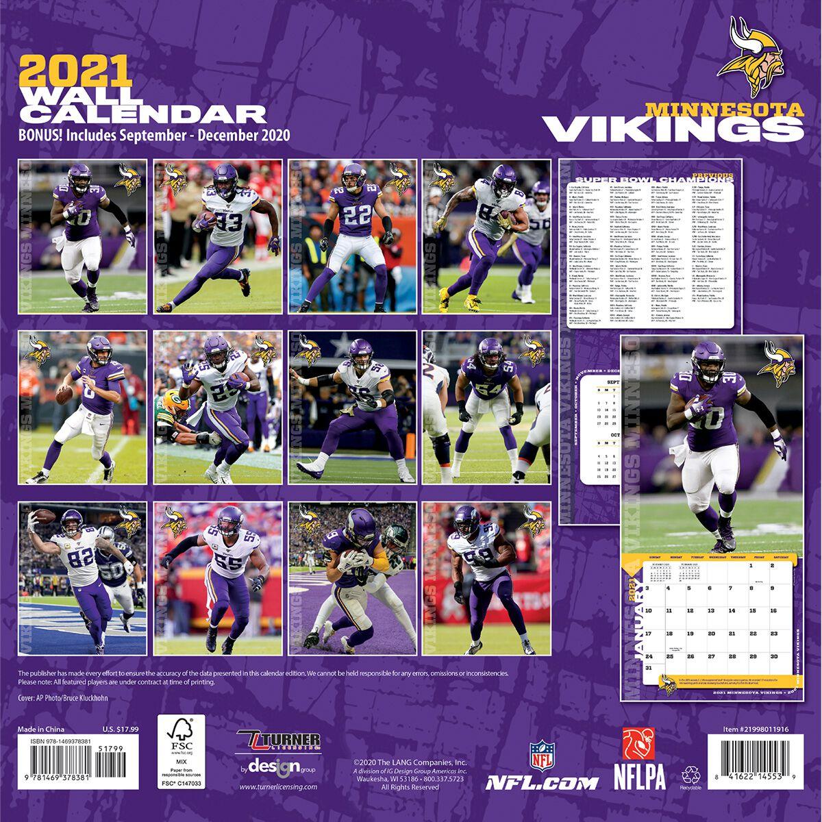 Vikings 2021