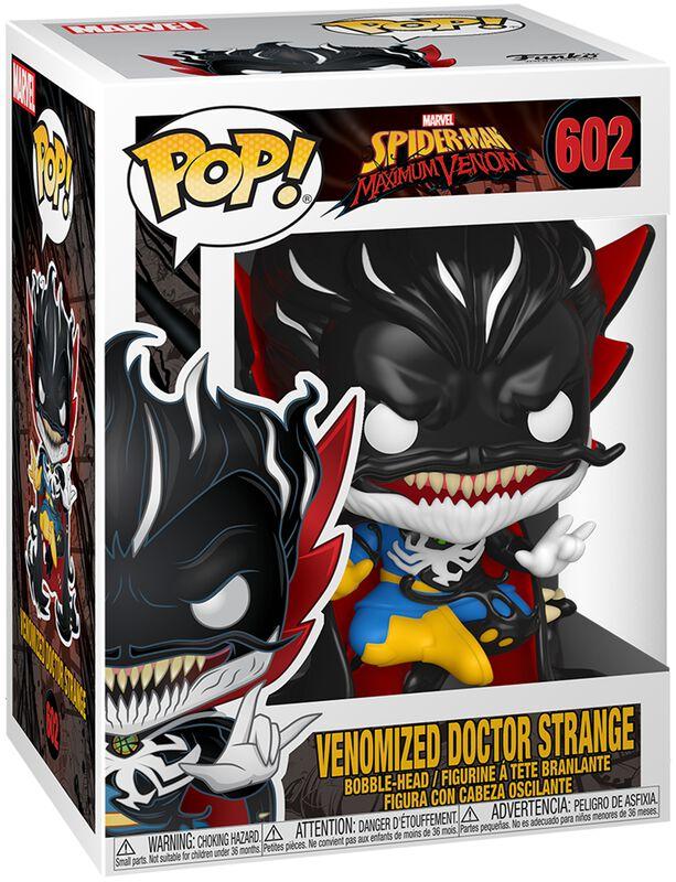 Maximum Venom - Venomized Doctor Strange Vinylfiguur 602
