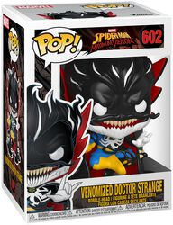 Maximum Venom - Venomized Doctor Strange Vinylfiguur 602