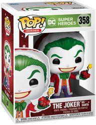 Joker As Santa (Holiday) Vinylfiguur 358