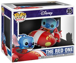 The Red One Vinylfiguur