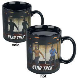 Transporter - Heat Change Mug