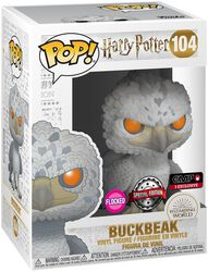 Buckbeak (Flocked) Vinylfiguur 104