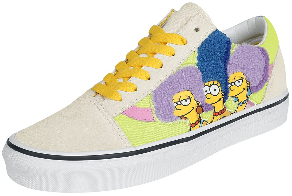 The Simpsons - The Bouviers Old Skool