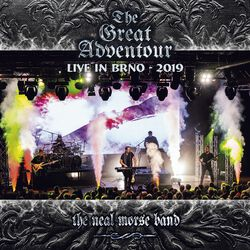 Neal Morse Band, The The great adventure - Live in BRNO 2019