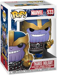 Thanos (Holiday) Vinylfiguur 533