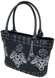 Gothicana x Anne Stokes Pentagram