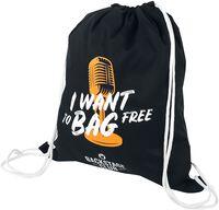 I Want To Bag Free - Gymtas
