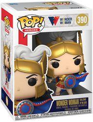 80th Anniversary - Wonder Woman Challenge Of The Gods Vinylfiguur 390