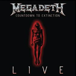 Countdown to extinction: Live