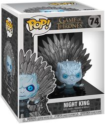 Night King Iron Throne (POP Deluxe) Vinylfiguur 74
