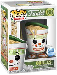 Fantastik Plastik Oodles (Funko Shop Europe) Vinylfiguur 68