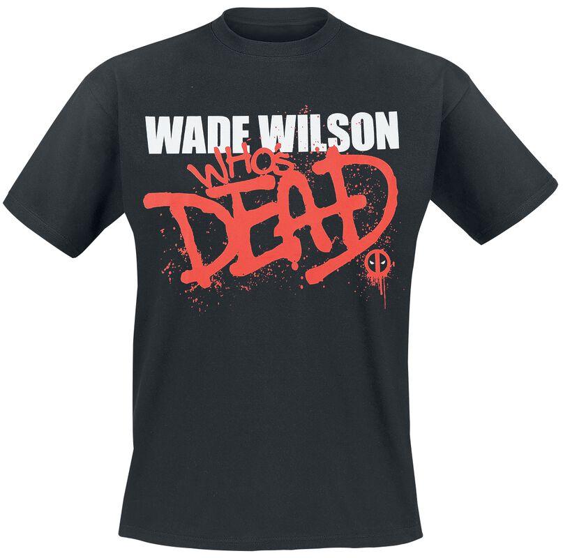 Wade Wilson - Who`s Dead