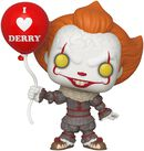 Chapter 2 - Pennywise with Balloon Vinylfiguur 780