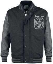 OG Cross Wool Baseball Jacket