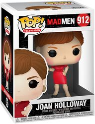 Mad Men Joan Holloway Vinylfiguur 912