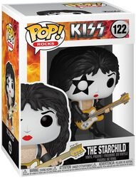 The Starchild Rocks Viinyl Figure 122