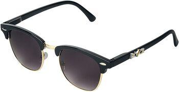 Rock Eyewear Clubmaster Black