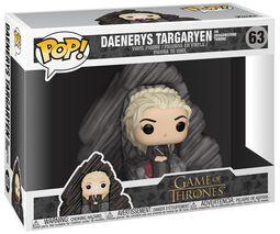 Daenerys on Dragonstone Throne Vinylfiguur 63