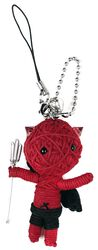 Voodoo Bad Devil Keyring