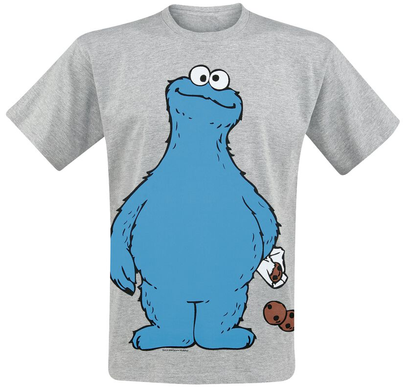 Cookie Monster - Cookie Thief