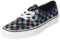 Authentic Iridescent Check