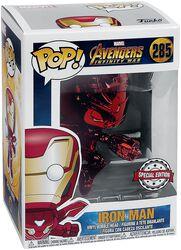 Infinity War - Iron Man (Red Chrome) Vinylfiguur 285